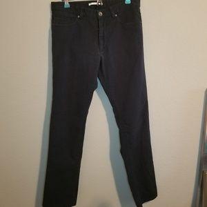 Calvin Klein Men's Slim Fit Straight Jeans